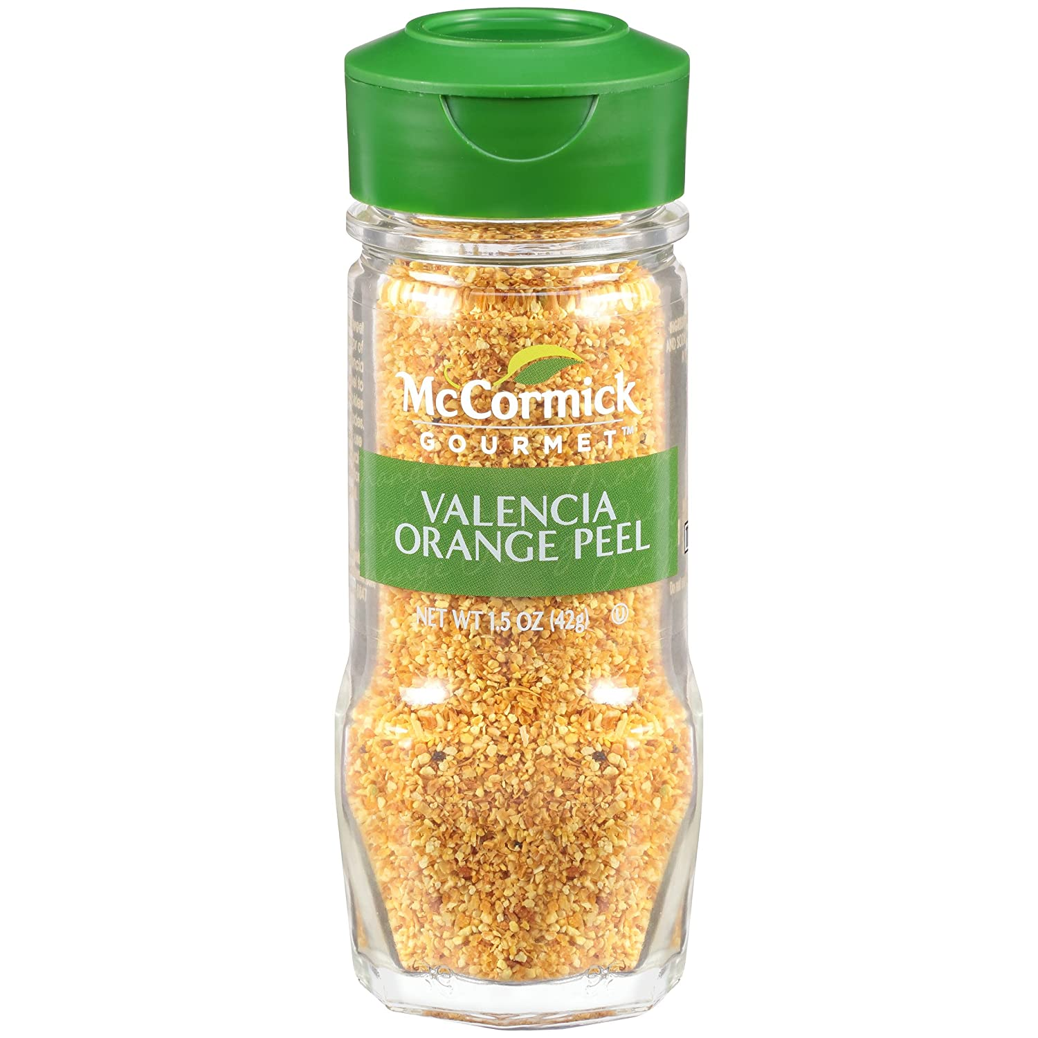 McCormick Gourmet Orange Peel, 1.5 oz