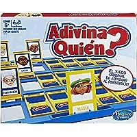 Hasbro Gaming Juego de Mesa Adivina Quien