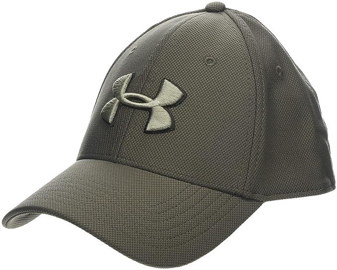 Amazon.com  Under Armour UA Blitzing 3.0 Cap M L Silt Brown  Sports ... e07a1a98d487