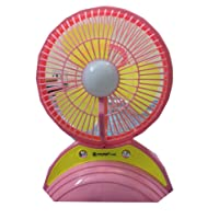 Jy Super Rechargeable Fan ( Color May Vary)