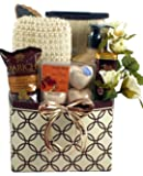 Gift Basket Village Insparations Spa Gift Basket for Women