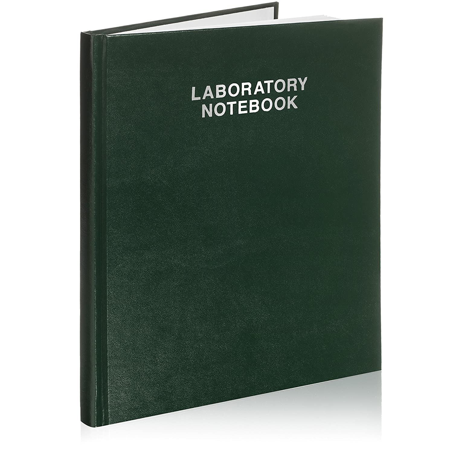 96 Pages 3001HC Green Hard Cover Scientific Notebook Company Laboratory Notebook