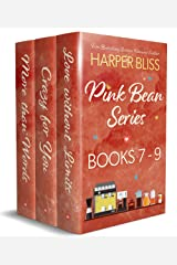 Pink Bean Series: Books 7-9 (Pink Bean Series Box Set Book 3) Kindle Edition