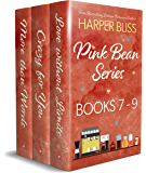 Pink Bean Series: Books 7-9 (Pink Bean Series Box Set Book 3)