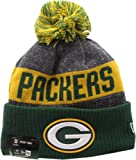 Amazon Price History for:Green Bay Packers 2016 Sport Pom Knit Hat On-Field Logo Block 12266