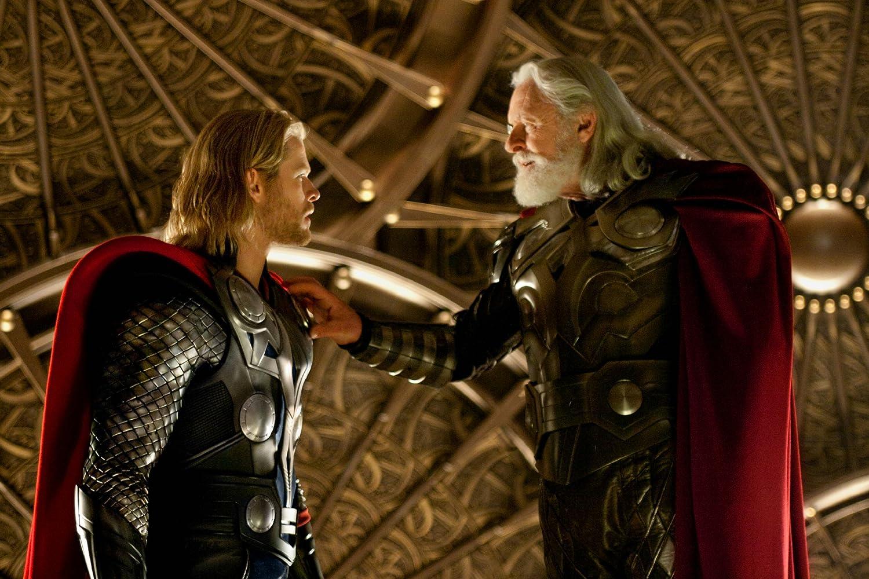 Amazon.com: Thor (Three-Disc Combo: Blu-ray 3D / Blu-ray / DVD ...