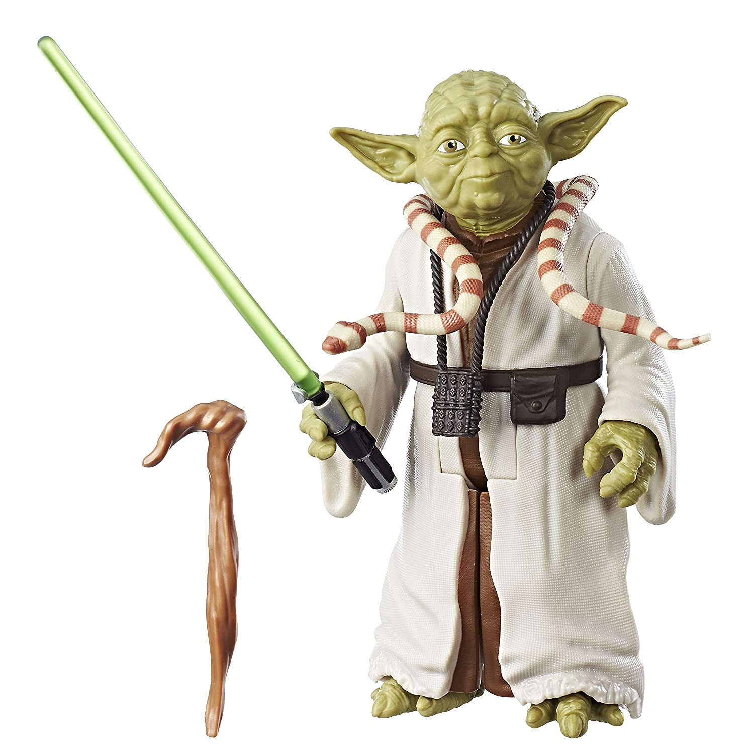 STAR WARS The Empire Strikes Back Yoda Figure, 12-Inch Hasbro C3423ES0
