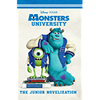 Monsters University Junior Novelization (Disney Junior Novel (ebook))