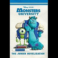 Monsters University Junior Novelization (Disney Junior Novel (ebook)) (English Edition)