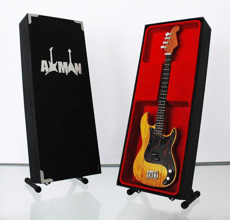 John Deacon (Queen): Fender Precision Bass – Réplica de guitarra ...
