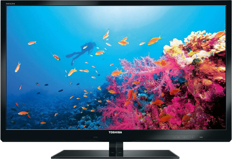 Toshiba 37SL863G - Televisor de alta definición (retroiluminación LED, 37 cm (100 pulgadas), alta definición, 2 Hz, DVB-T/C), color negro: Amazon.es: Electrónica