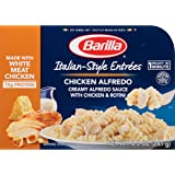 Barilla Italian-Style Entrees, Chicken Alfredo, 8.5 Ounce (Pack of 6) Chicken Alfredo