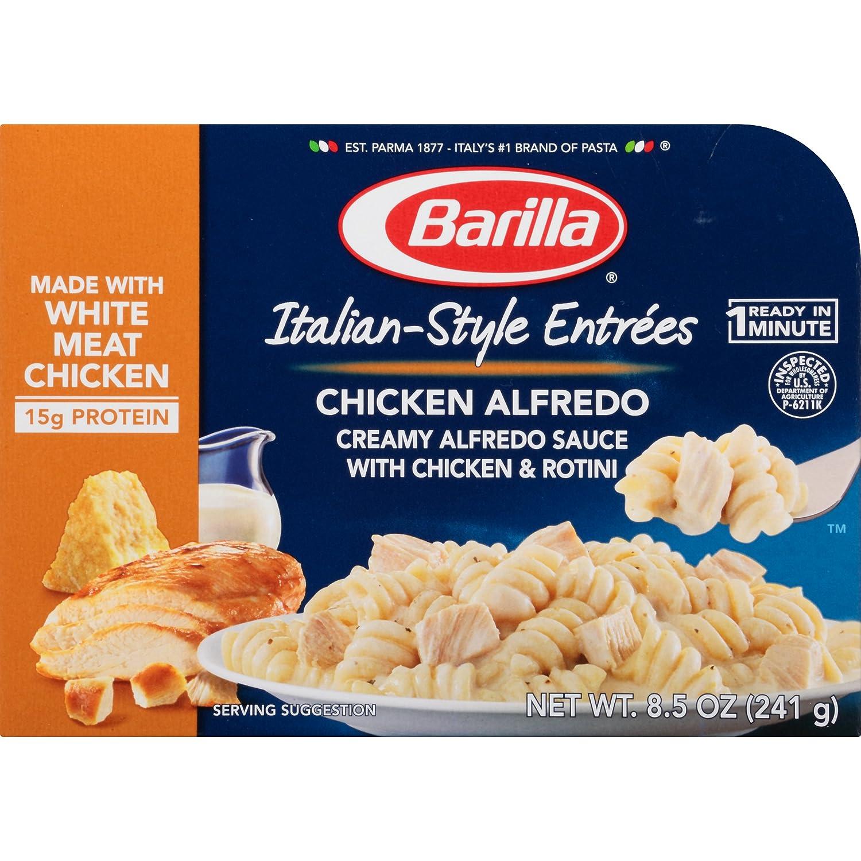 Barilla Italian Entrees, Chicken Alfredo, 8.5 Ounce