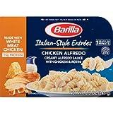 Barilla Italian Entrees, Chicken Alfredo, 8.5 Ounce (Pack of 6)