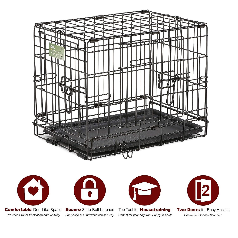 Jaula para Mascotas Midwest iCrate: Amazon.es: Productos para mascotas