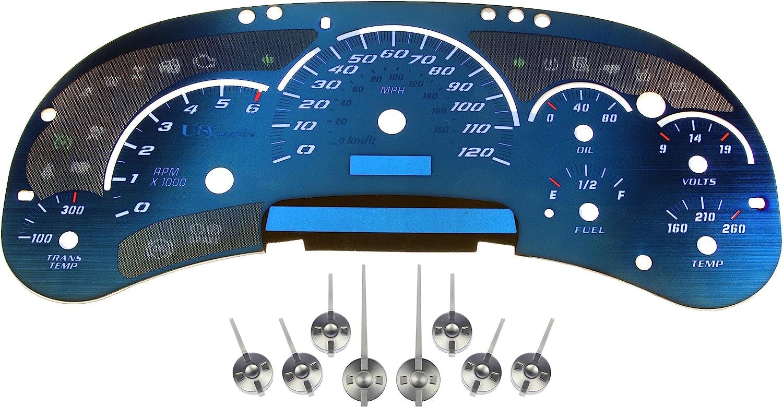 Dorman 10-0107B Instrument Cluster Upgrade Kit