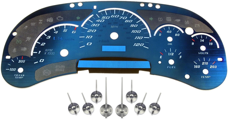 Dorman 10-0107B Instrument Cluster Upgrade Kit Dorman - HELP
