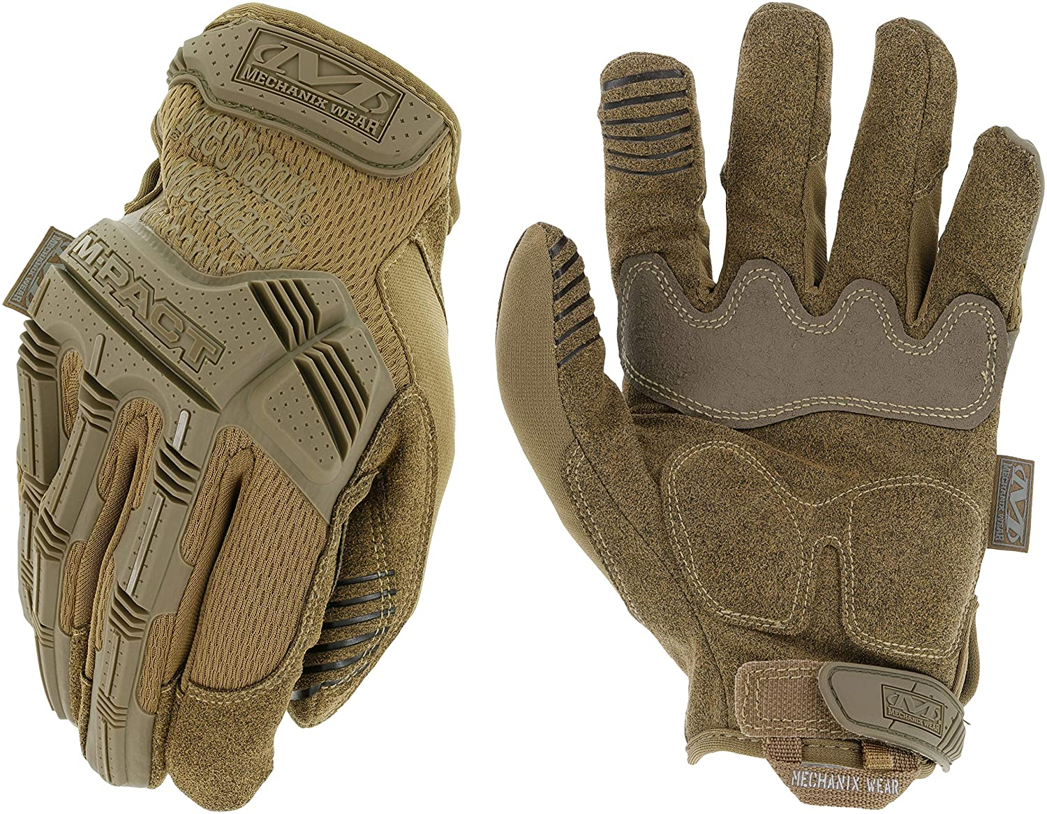 Mechanix Wear Tactical M-Pact Coyote MPT-72-008