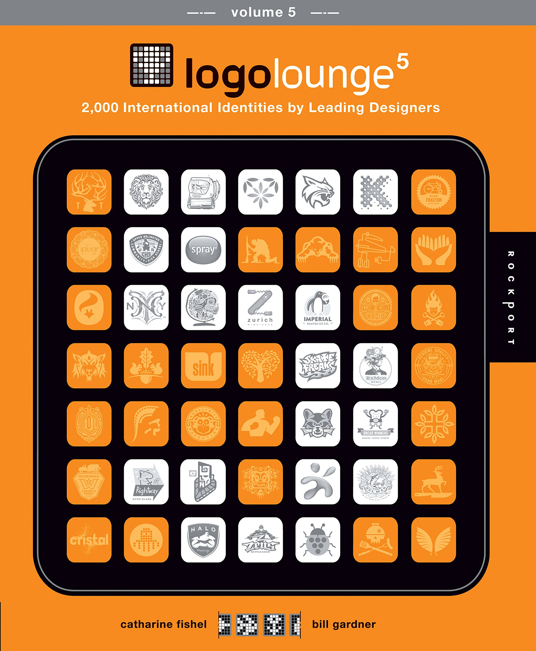 LogoLounge 3: 2,000 International Identities by Leading Designers (v. 3)