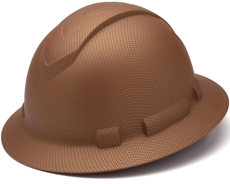 Pyramex HP54118 Ridgeline Full Brim Hard Hat by Pyramex Safety