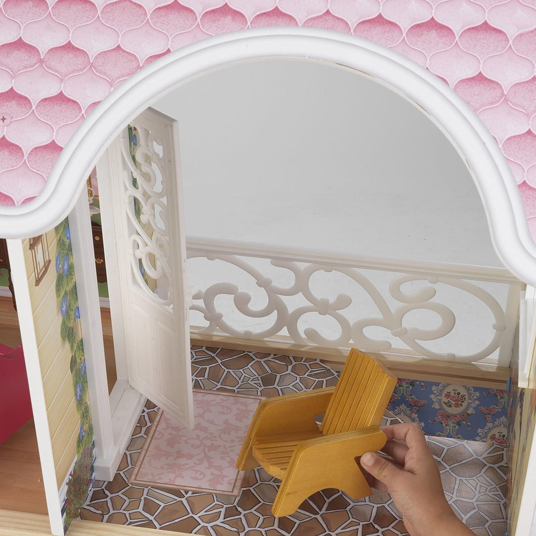 Kidkraft Magnolia Mansion Dollhouse With Furniture Toy Kkr65839