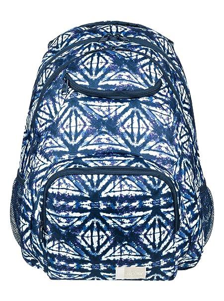 Roxy - Mochila Mediana - Mujer - ONE SIZE - Azul: Roxy: Amazon.es: Ropa y accesorios