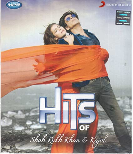 Buy Hits of Shahrukh Khan & Kajol - MP3 CD Online at Low Prices in