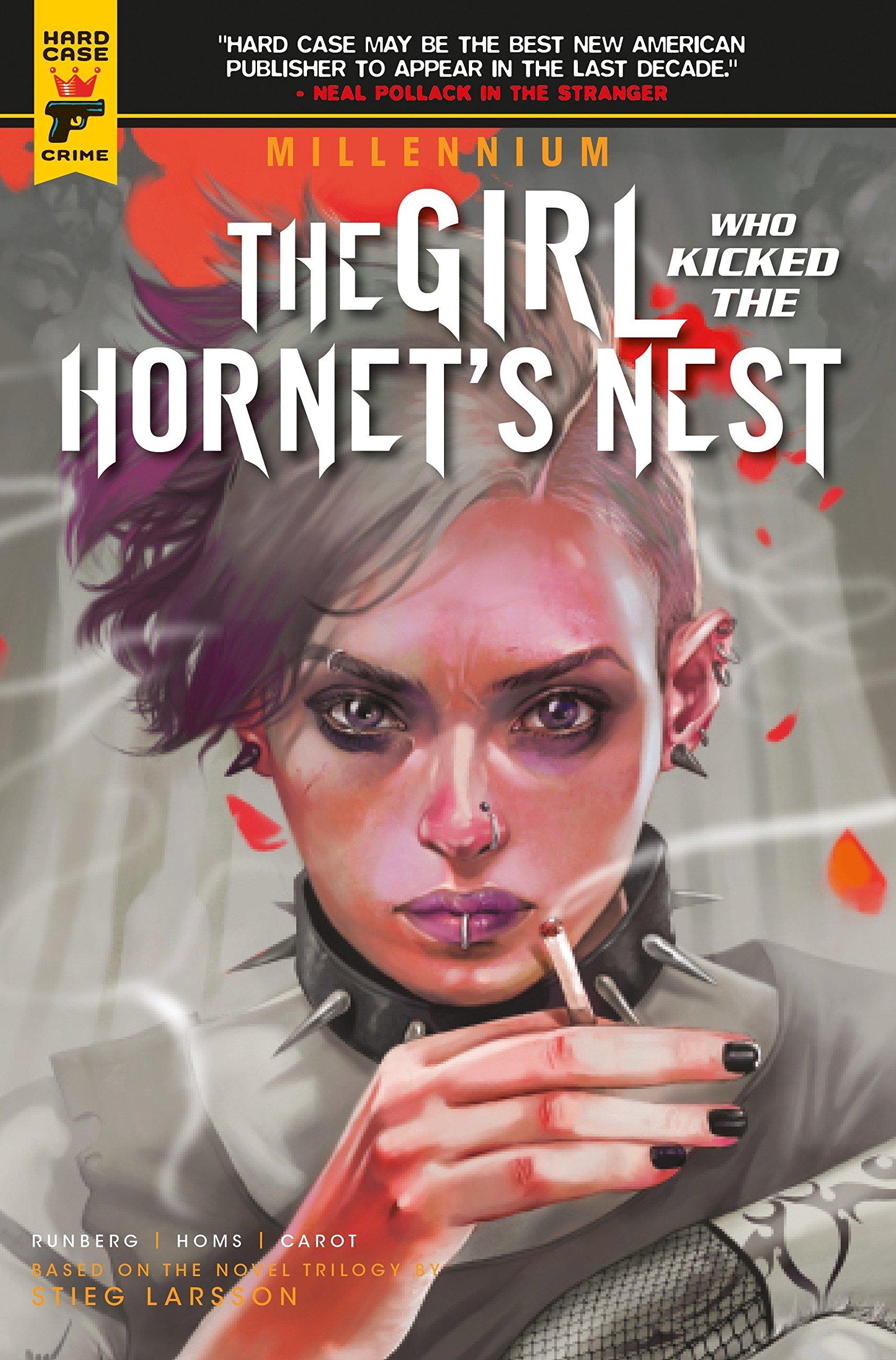 Amazon.com: The Girl Who Kicked the Hornets Nest ...
