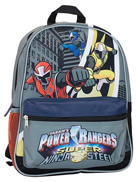 Power Rangers Kids Super Ninja Steel Backpack
