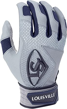 Louisville Slugger Series 7 Batting Gloves, Navy, 2X