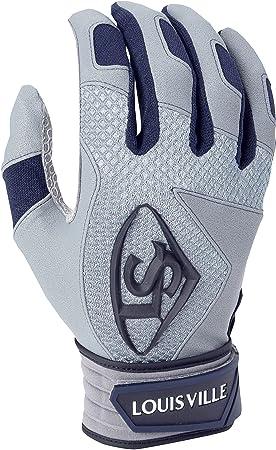 Louisville Slugger Series 7 Batting Gloves, Navy, 2X