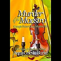 Murder of the Maestro Georgie Shaw Cozy Mystery #6 (English Edition)