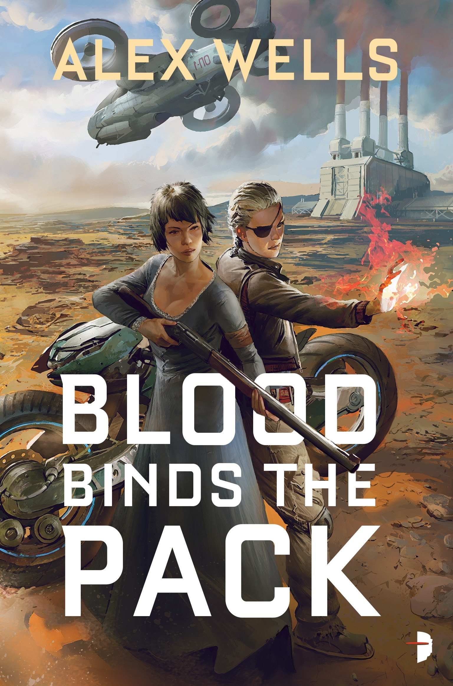 Download Blood Binds the Pack (The Ghost Wolves) PDF