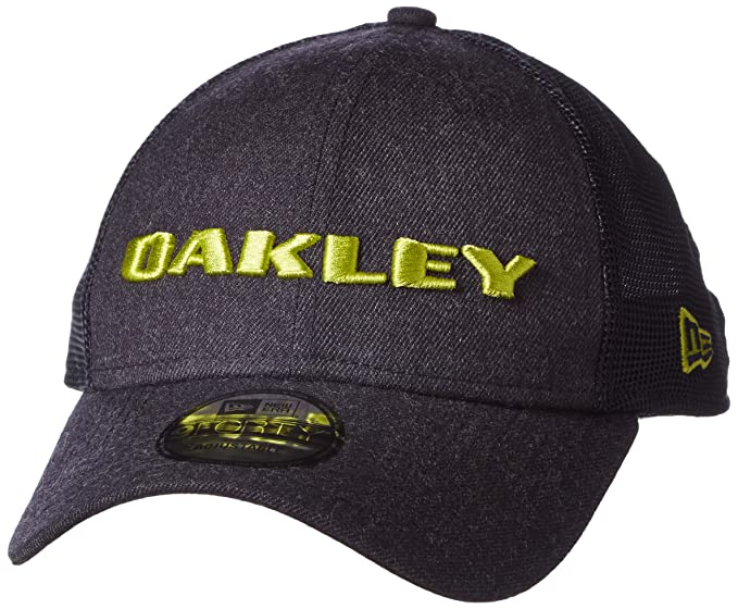 6dea025b4 BONE ABA CURVA OAKLEY HEATHER NEW ERA 911523-68D U  Amazon.com.br ...
