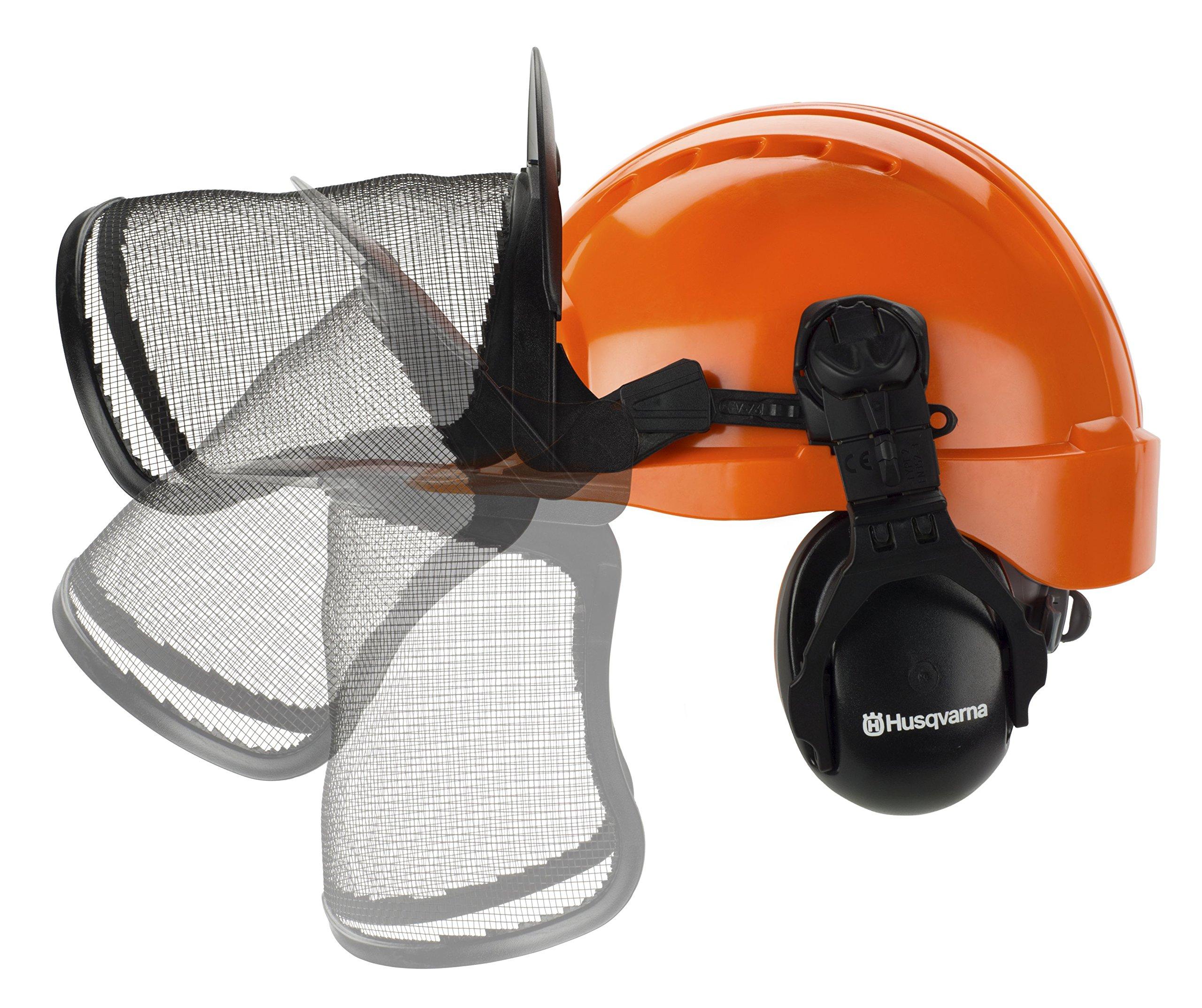 Husqvarna 592752601 Forest Head Protection Helmet by Husqvarna (Image #5)