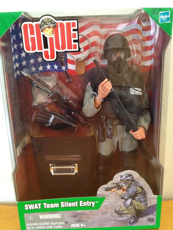 amazon com gi joe swat team silent entry 2002 toys u0026 games
