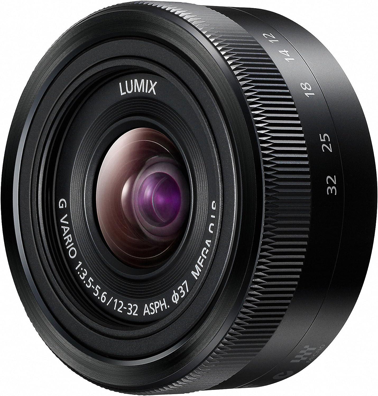 Panasonic 12-32 mm/F 3.5-5.6 LUMIX G Vario MEGA OIS ASPH(H-FS12032) 12 mm Lens