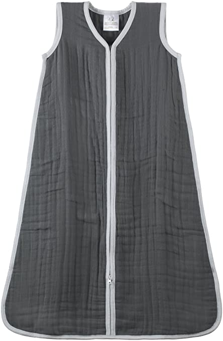 aden + anais 1055G - Saco de dormir de doble capa, prelavado ...