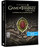Game of Thrones – Saison 7 – Edition limitée Steel-book Blu-Ray - Inclus un Contenu Exclusif et Inédit « Conquête & Rébellion - L'histoire des Sept Couronnes »  [BLURAY] [HBO]
