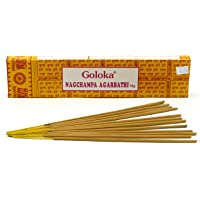 (1 Box) - Goloka Nag Champa Incense (1