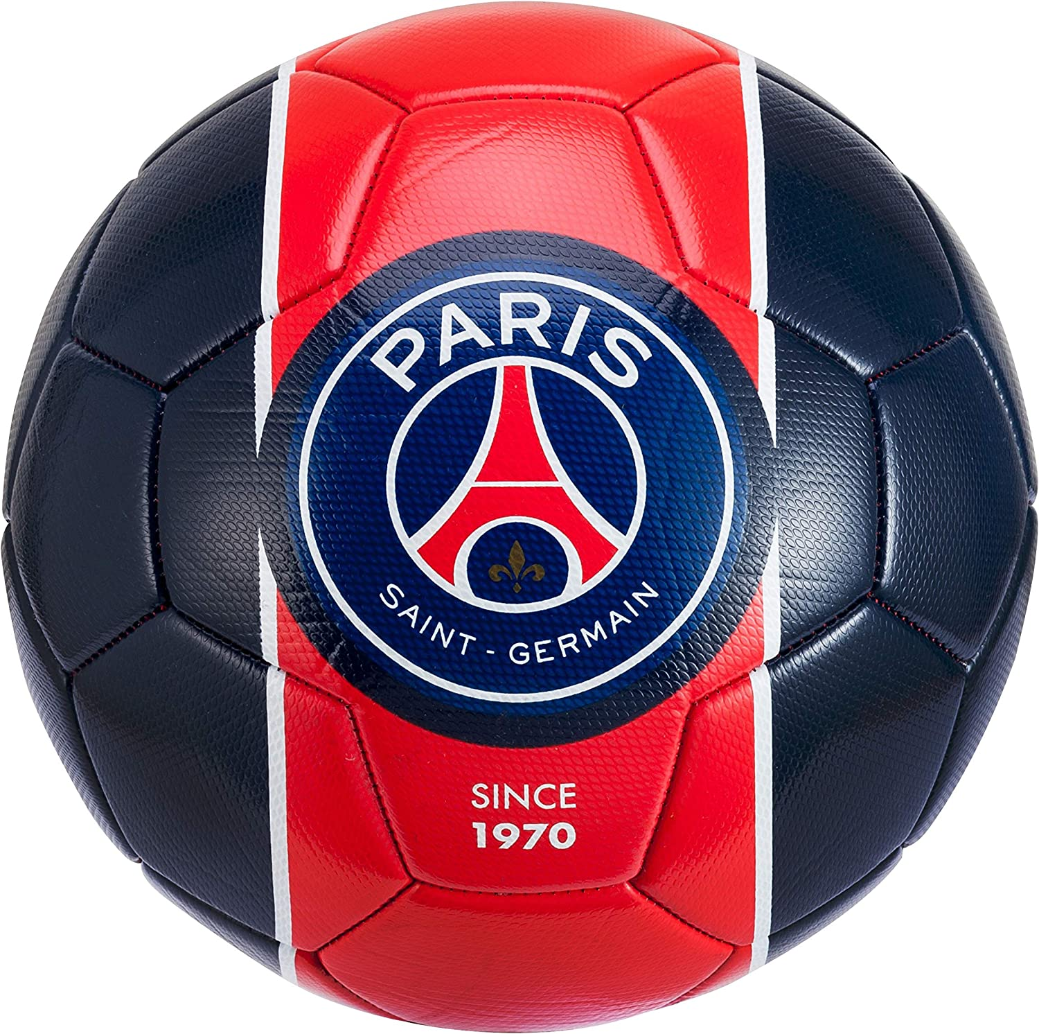 PARIS SAINT GERMAIN Pelota PSG - Colección Oficial T 5: Amazon.es ...
