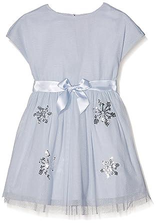 shoes for cheap in stock price reduced TOM TAILOR Mädchen Kleid Feminine Tulle Dress