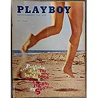Playboy Magazine - July 1960 - Photographers & Models Ball