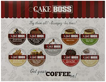 Cake Boss Coffee Buddy S Blend 24 Count Amazon Com Grocery