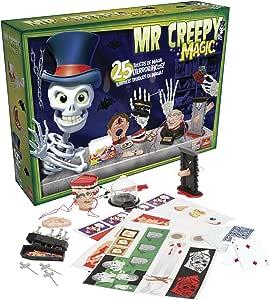 Goliath - Juego De Magia Mr. Creepy 25 Trucos 118-36101: Amazon.es: Juguetes y juegos