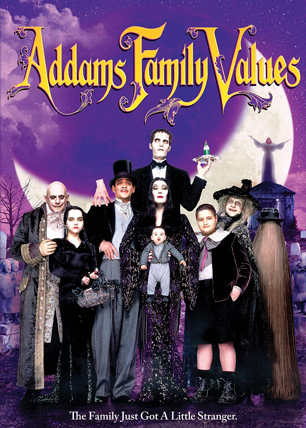 Addams Family Values [Reino Unido] [DVD]: Amazon.es: Cine y Series TV