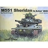 TOPP Walk Around M551 Sheridan Tank – Hardcover 2ss67026// Squadron Signal