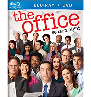 the office season 8 blu ray dvd combo disc ultraviolet amazoncom stills office