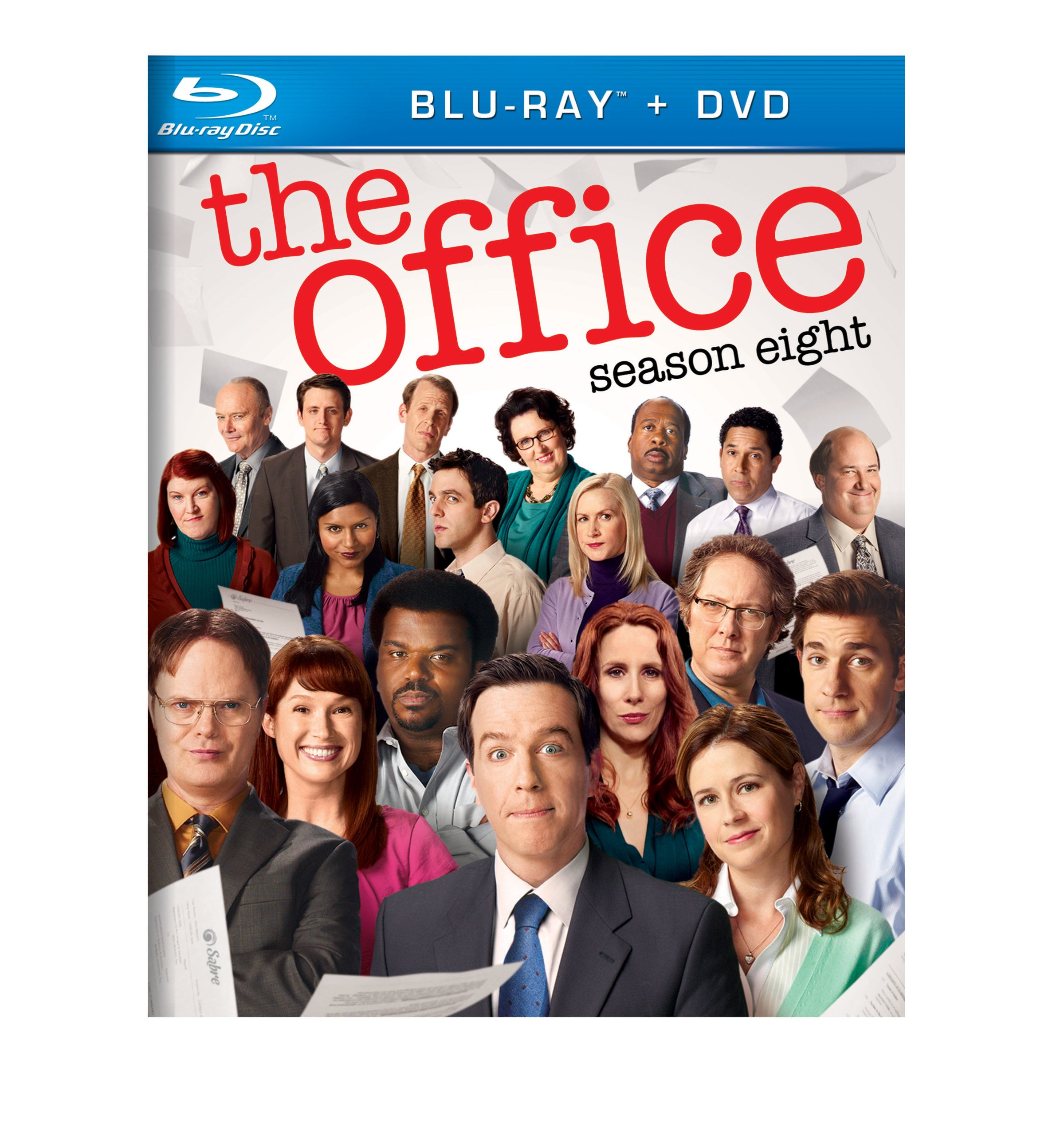 Blu-ray : The Office: Season Eight (With DVD, Ultraviolet Digital Copy, Widescreen, Dolby, Digital Theater System)