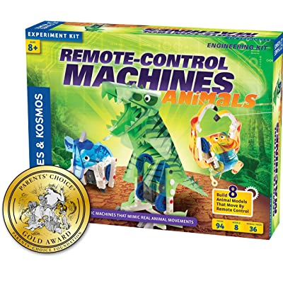 Thames & Kosmos Remote-Control Machines: Animals Science Kit: Toys & Games
